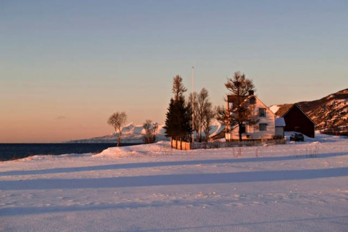 house in northern norway for rent