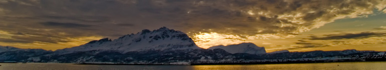 Photos from Northern Norway: A photo blog header image 1